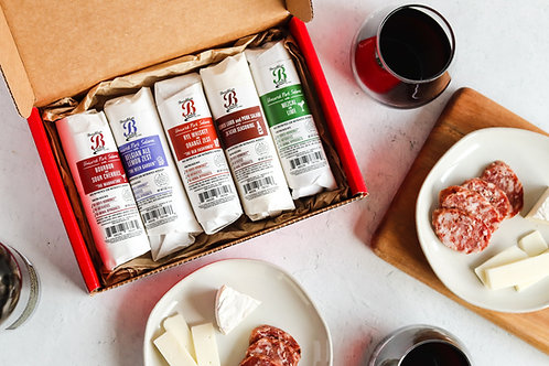 Brooklyn Cured Salami Gift Set (Pack of 5)