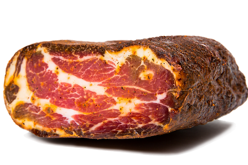 Smoked Coppa with Tasso Spice, 1.25 lb.