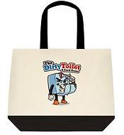Dirty Toilet Reusable Tote Bag.jpg