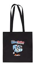 Dirty Toilet Carolina Cotton Tote Bag.pn