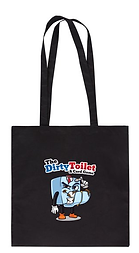 Dirty Toilet Carolina Cotton Tote Bag.pn