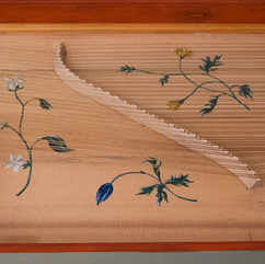 Fretted clavichord based on an anonymous original from Sweden, 1700