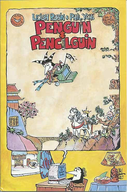 Penguin and Pencilguin #7 (1990-91)