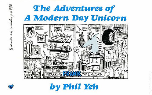 Frank the Unicorn: The Adventures of a Modern Day Unicorn