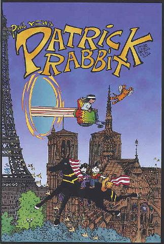Patrick Rabbit #10