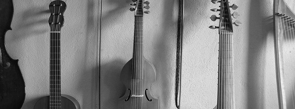 Rumor - atelier de instrumentos musicais