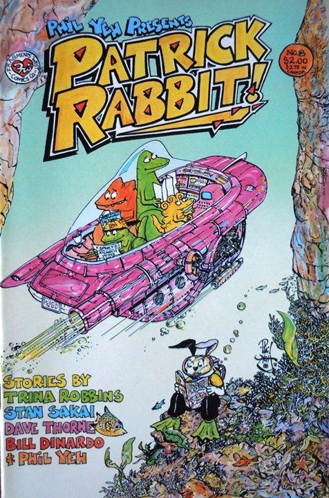 Patrick Rabbit #2