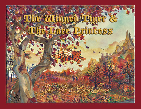 The Winged Tiger & the Lace Princess