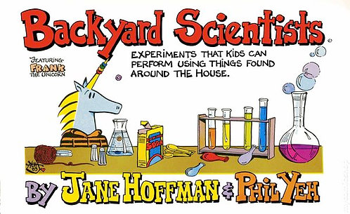 Backyard Scientists featuring Frank the Unicorn