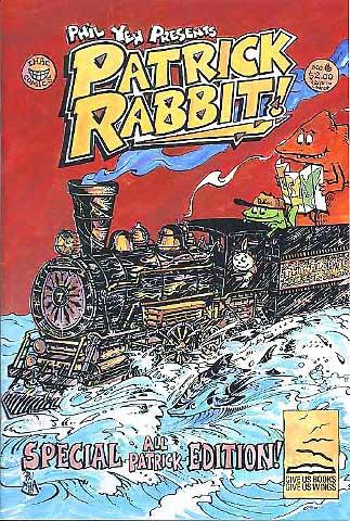 Patrick Rabbit #6