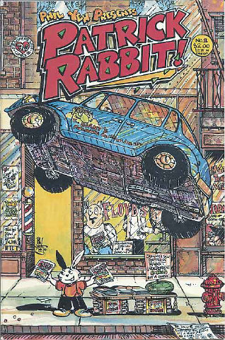 Patrick Rabbit #1