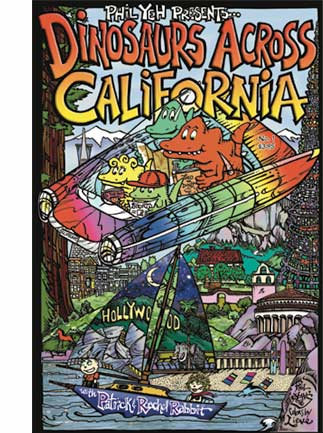 Dinosaurs Across California