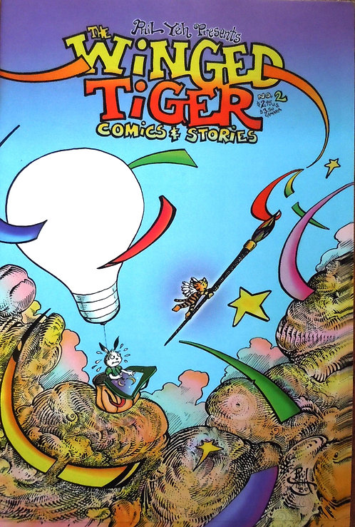 Winged Tiger #2: The Ideaship