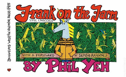 Frank on the Farm: A Frank the Unicorn Adventure