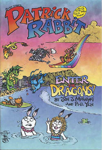 Patrick Rabbit #13