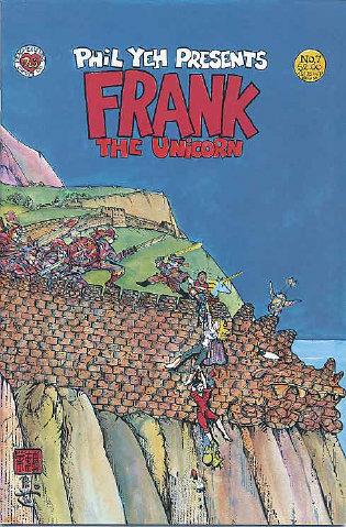 Frank the Unicorn #7