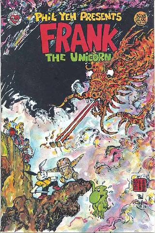 Frank the Unicorn #8