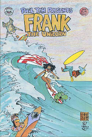 Frank the Unicorn Issue #10