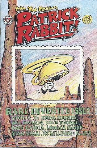 Patrick Rabbit #3