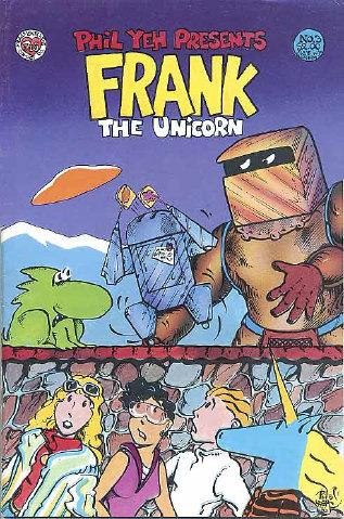 Frank the Unicorn #3