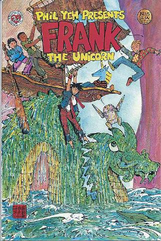 Frank the Unicorn #5