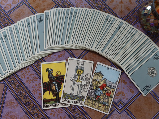 What is the best tarot deck for a beginner?