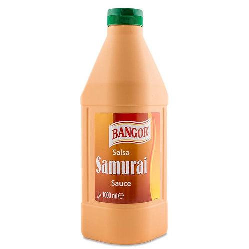 Salsa Samurai Botella