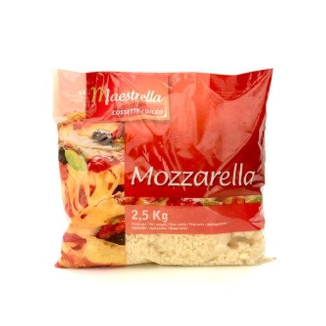 Mozzarella picada