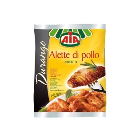 Alitas de pollo Durango