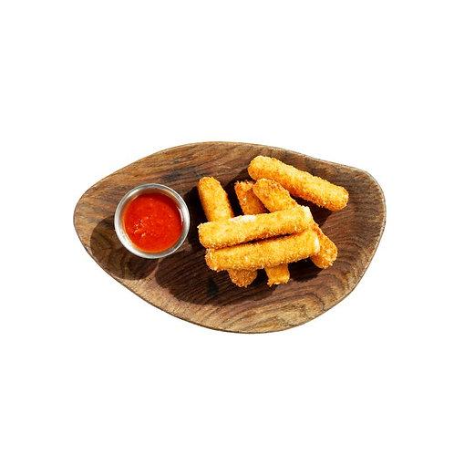 Fingers de mozzarella (caja).