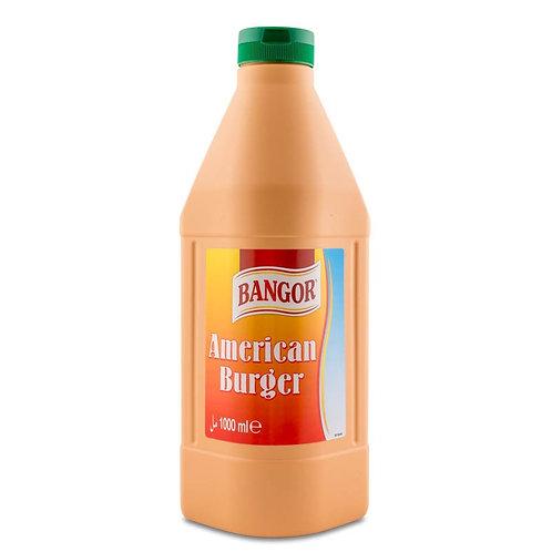Salsa American Burger Botella