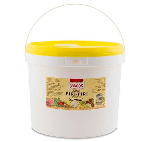 Salsa Piri Piri Sambal 5L