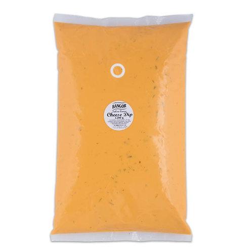 Salsa Cheese Dip Pouch/Bolsa