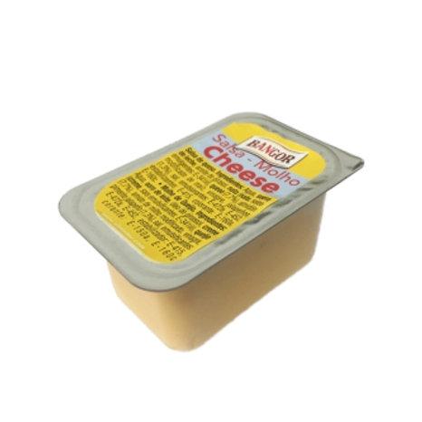 Salsa queso cheddar monodosis 45g