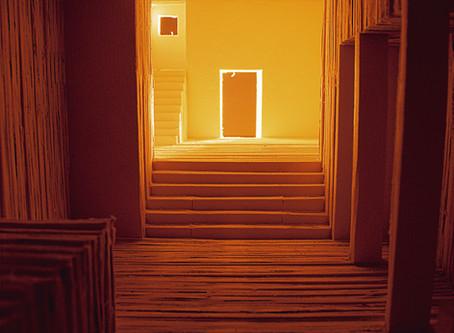 El artista visual Eugenio Ampudia, colaborador del proyecto, expone en la White Chapel de Londres