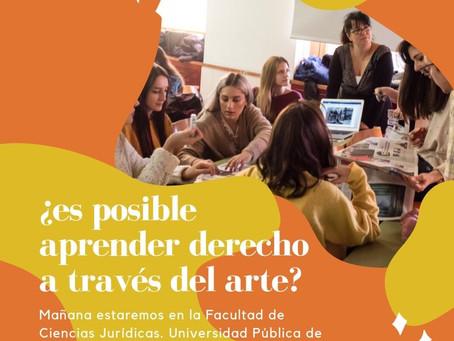 Nos vemos en las Jornadas de innovación y modelo docente de la Universidad Pública de Navarra