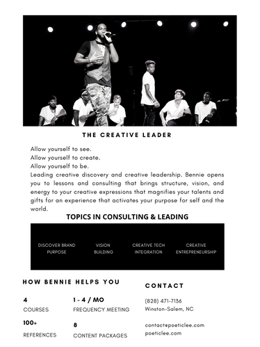 CREATIVE LEADER
