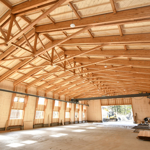 厚浜木材加工場