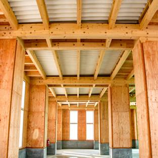 ヨシダ明野北工場乾燥材養生倉庫