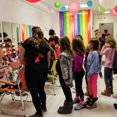 01-29-17- Audrey & Lily's Pop Star Party
