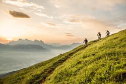 Biketour in den Kitzbueheler Alpen