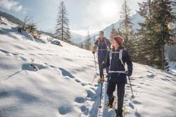 Schneeschuh Wandern in Westendorf
