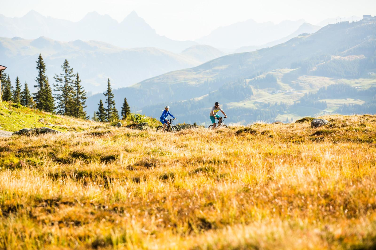 Mountainbiken in Westendorf