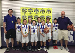 3/4 2nd Place-Wildcats Coaches Carpe