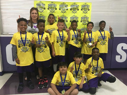 3/4 Champs-Clovis Wildcats Coaches M