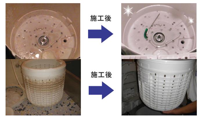 洗濯機クリーニング 大阪