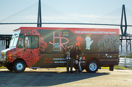 Holy Rolly Charleston Food Truck