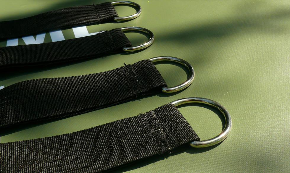 TREEIB® stabilizing straps