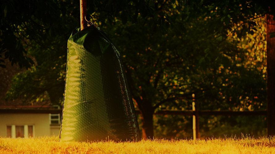 TREEGATOR ORIGINAL na ZavlažovacíVaky.cz - vak pro efektivní zálivku stromů. Šetří čas, peníze, vodu i stromy.  Výhradní distributor Naplot.cz.