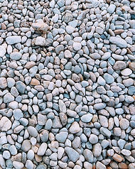 Gravel surface is OK for TREEIB